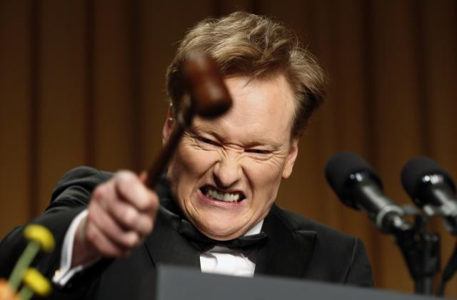 Conan O'Brien's next show is heading to HBO Max