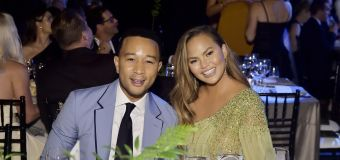 Chrissy trolls 'Sexiest Man Alive' husband
