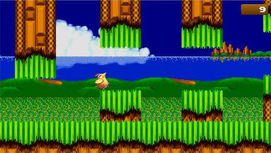 Sega launches 'Rappy Bird' [April Fools!]