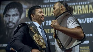 Pacquiao could be Thurman's breakout fight