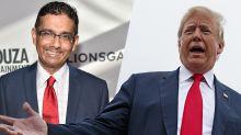 Trump announces pardon for provocateur Dinesh D'Souza