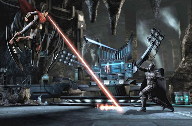 DC fighting game 'Injustice: Gods Among Us' is free for PS, Xbox and PC