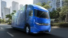 Daimler and Volvo will combine forces to develop fuel cell trucks