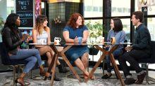 BUILD Brunch: June 18, Joy Nash Joins The Table