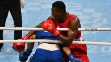 Boxe: Keno Marley é eliminado em luta polêmica