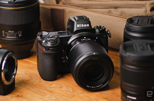 Photographers, tell us your thoughts about the Nikon Z6