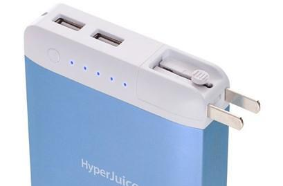 Sanho HyperJuice Plug solves the multiple iPad owner's power conundrum