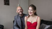 Dating app couple marry within two months of first date