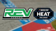 eNASCAR Heat Pro League será transmitido na REV TV no Canadá