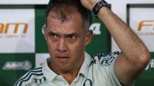 Eduardo Baptista não é mais técnico do Palmeiras; Cuca será procurado