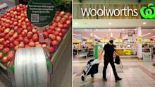 Woolworths reveals new 'trendy' plastic bag plan