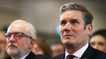Keir Starmer's suspension of Jeremy Corbyn echoes Kinnock's purge of Militant Tendency