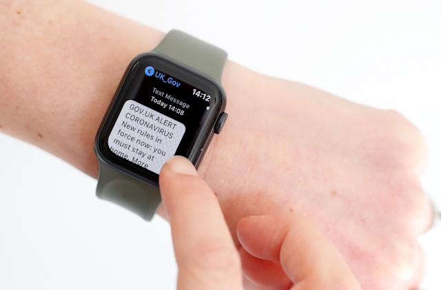 Bluetooth update could turn wearables into COVID-19 trackers