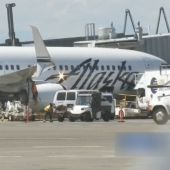 Man Arrested After Trying to Open Alaska Airlines Door Mid-Flight