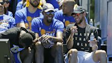 Report: Kevin Durant to opt out, sign new non-max deal to give Warriors flexibility