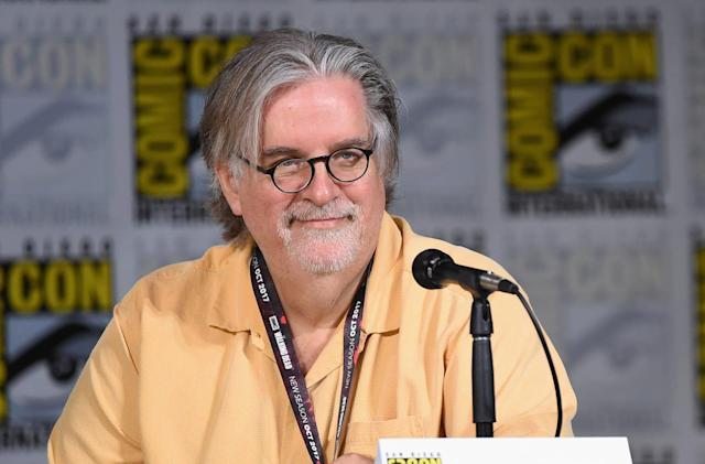 Netflix will stream Matt Groening's fantasy cartoon 'Disenchanted'