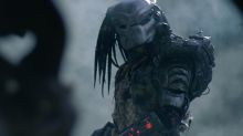 The Predator gets a 'shocking' new poster