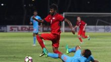 Lacklustre Singapore U-23 national team fall 1-0 to India in friendly
