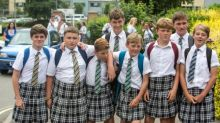 Exeter's schoolboys in skirts follow a proud tradition of breaking the rules | Anne Perkins