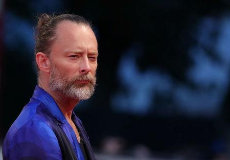 thom yorke follows radiohead bandmate greenwood with first