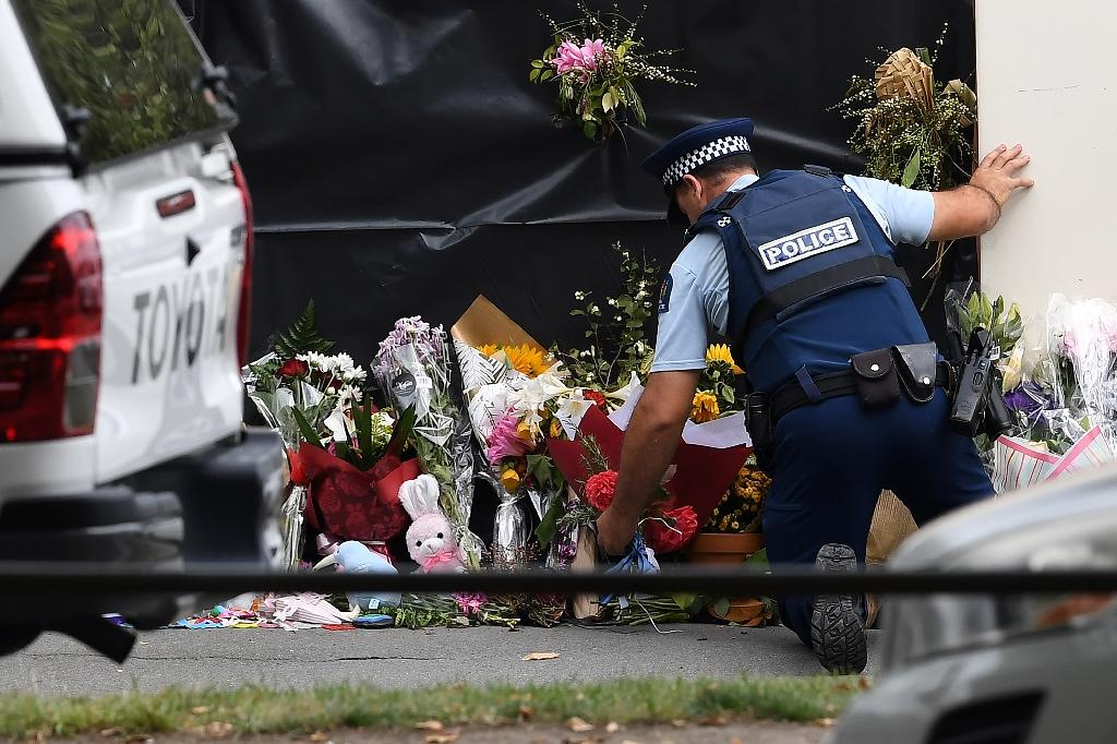 In the wake of the mass shooting New Zealand Prime Minister Jacinda Ardern has promised to reform gun laws that allowed the gunman to legally purchase the weapons he used (AFP Photo/William WEST)