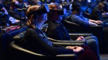 CES tech show in Las Vegas dominated by VR and self-drive cars