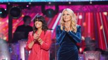 Strictly Come Dancing transmission issues spark apology from Tess Daly