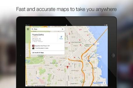 Use this trick to cache offline maps in the latest Google Maps for iOS