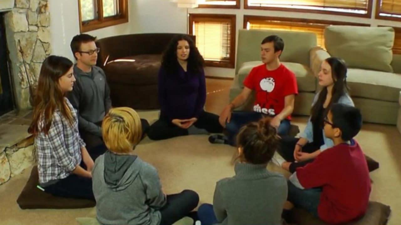 Meditation Becoming More Popular Among Teens