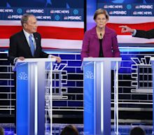 Sanders, Bloomberg Escalate Tensions Ahead of Debate