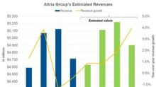 What Analysts Are Expecting for Altria's 1Q18 Revenue