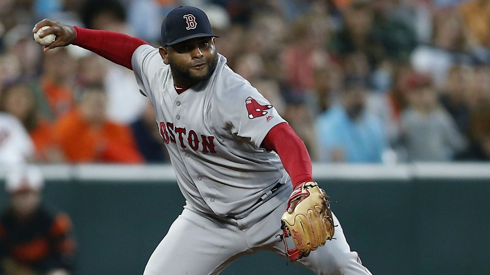 Pablo Sandoval designated for assignment by Red Sox