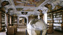 Photographer travels the globe to capture the world's most beautiful libraries