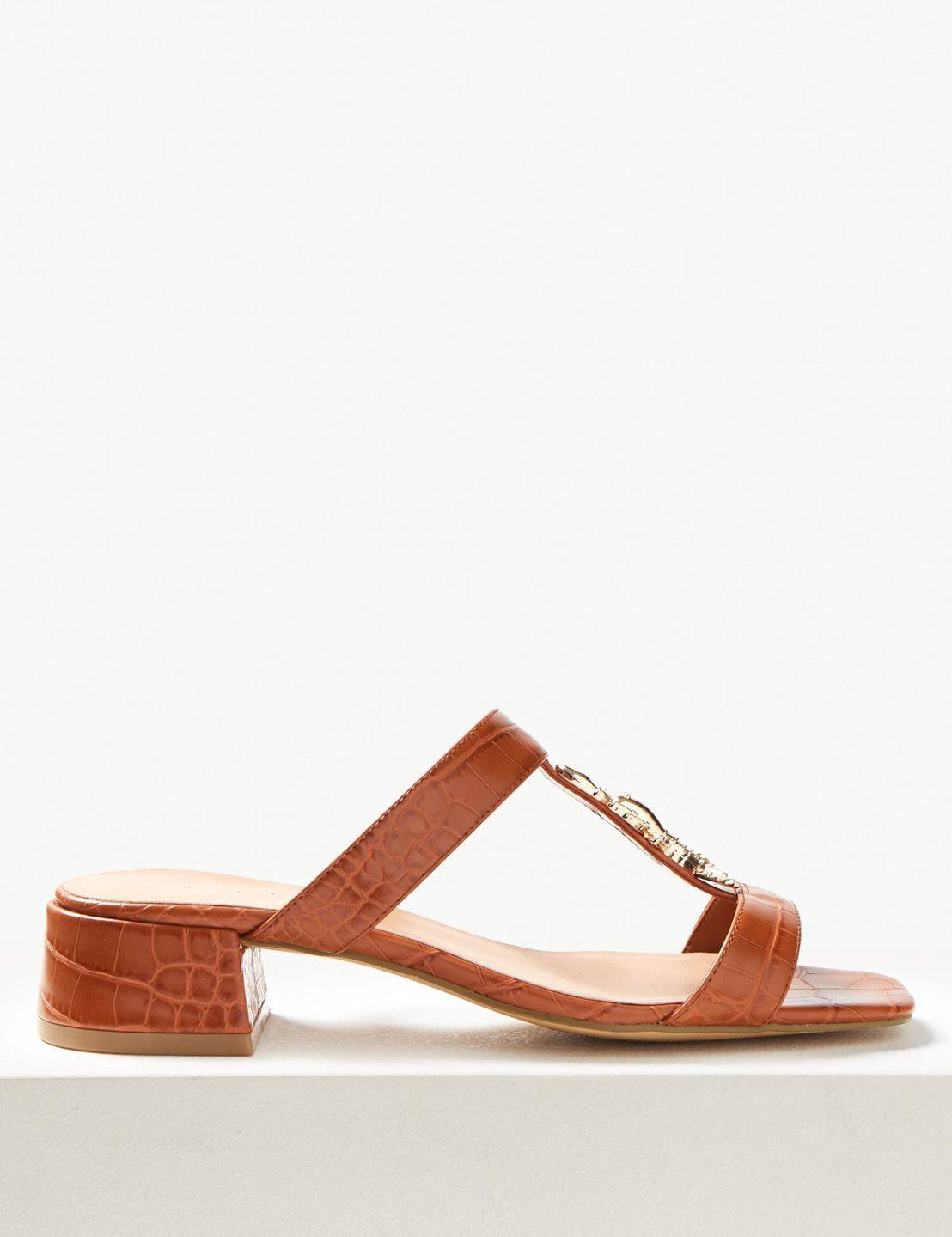 dd84b15e6e Fans are loving Marks & Spencer's limited-edition £35 summery heeled sandals