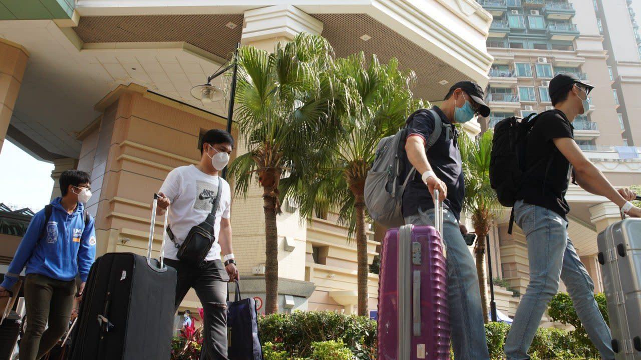 Coronavirus: quarantined Hong Kong residents question why vaccination made no difference