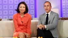 Former 'Today' Co-Host Ann Curry Not Surprised at Matt Lauer's Ouster