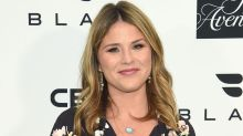 Jenna Bush Hager Reacts to Rumors She's Taking Over for Kathie Lee Gifford on 'Today' (Exclusive)