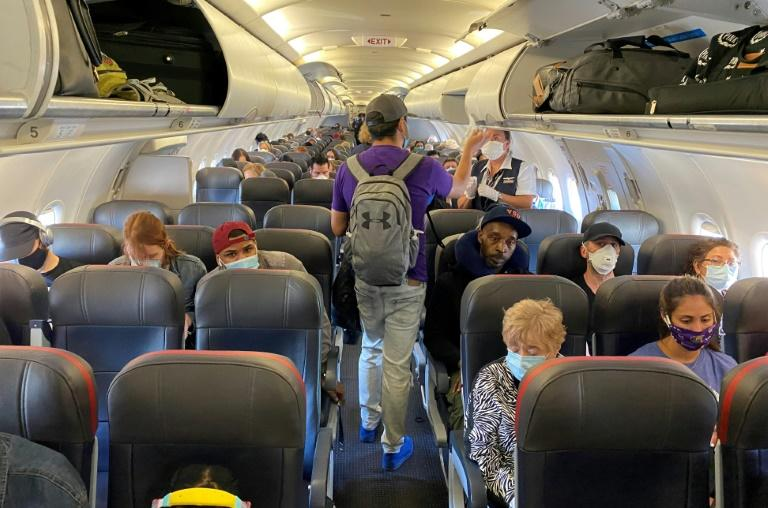 'Reassuring' study on risk of virus transmission on planes