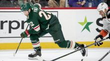 Wild's Kevin Fiala questionable to play vs. Ducks