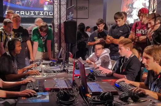 Blizzard to fund competitive gaming at the college level