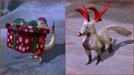 Updated: On the tenth day of giveaways, NCsoft gave to me...