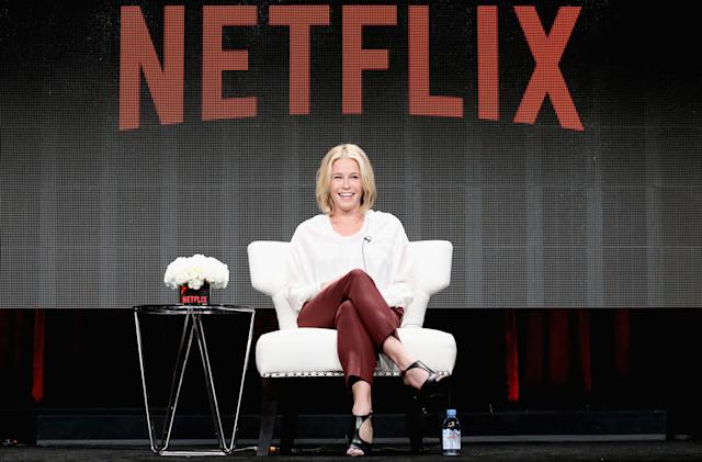 Netflix's Chelsea Handler talk show debuts May 11th