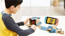 Nintendo Is Introducing a Bunch of Cool DIY Toys for the Switch