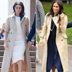 Meghan Markle Shows the Key to Traveling Is Packing Light by Making a Stylish Piece Work Overtime