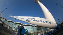 Windradbauer Nordex ist trotz roter Zahlen zuversichtlich