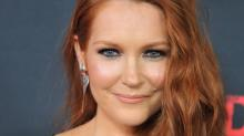 'Scandal' Mole Darby Stanchfield Didn't Wash Her Hair for 6 Days