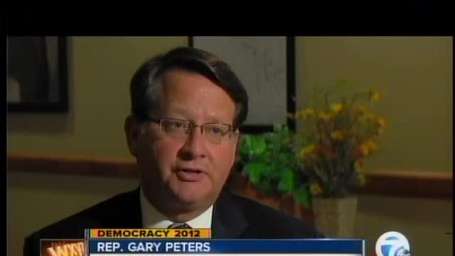 CANDIDATE PROFILE: Gary Peters (D) - US House District 14