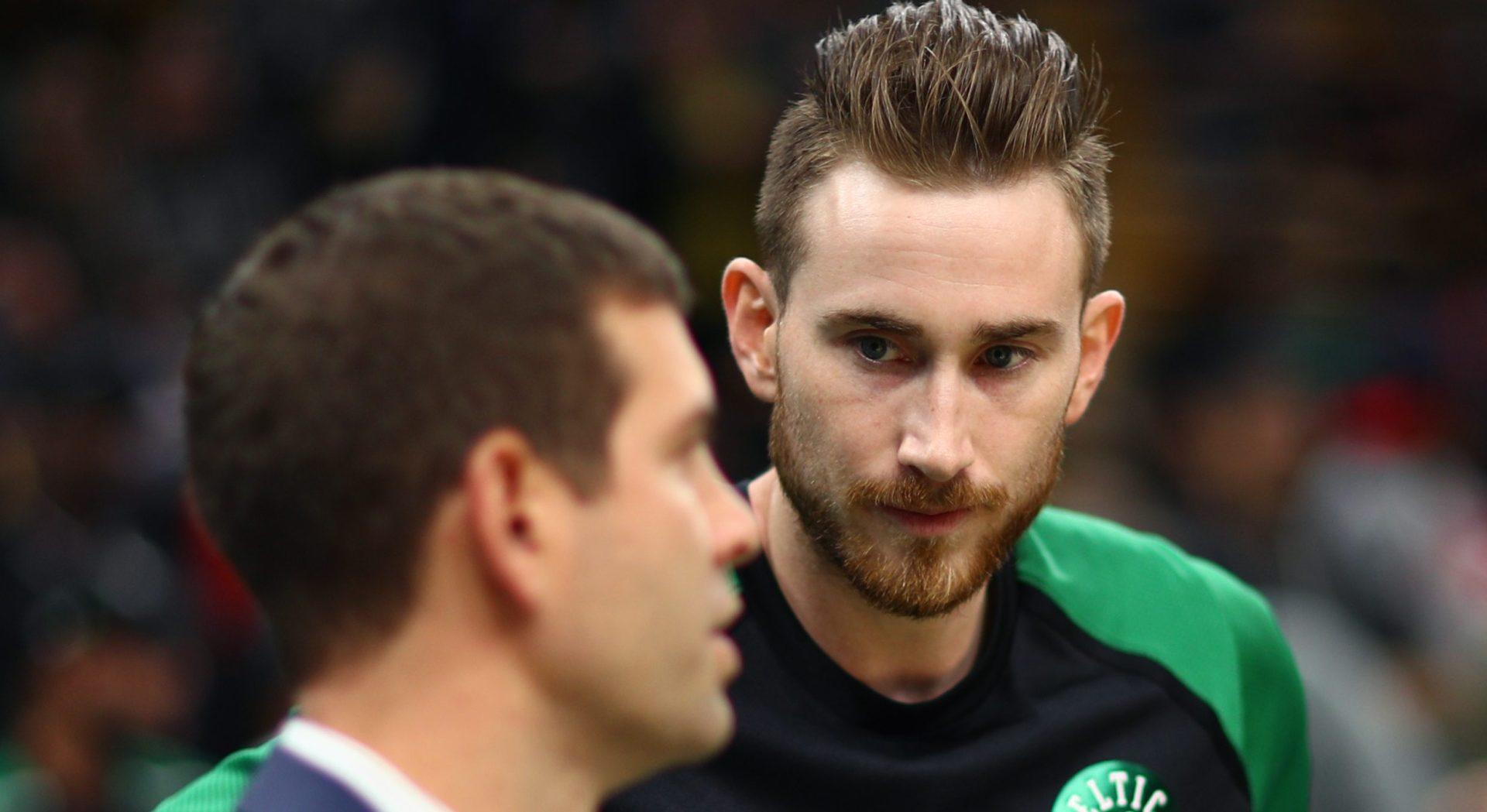 Report: Brad Stevens' dedication to Gordon Hayward caused chemistry issues with Celtics