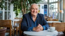 Rick Stein: 'Oh God, I've had a lot of therapy'