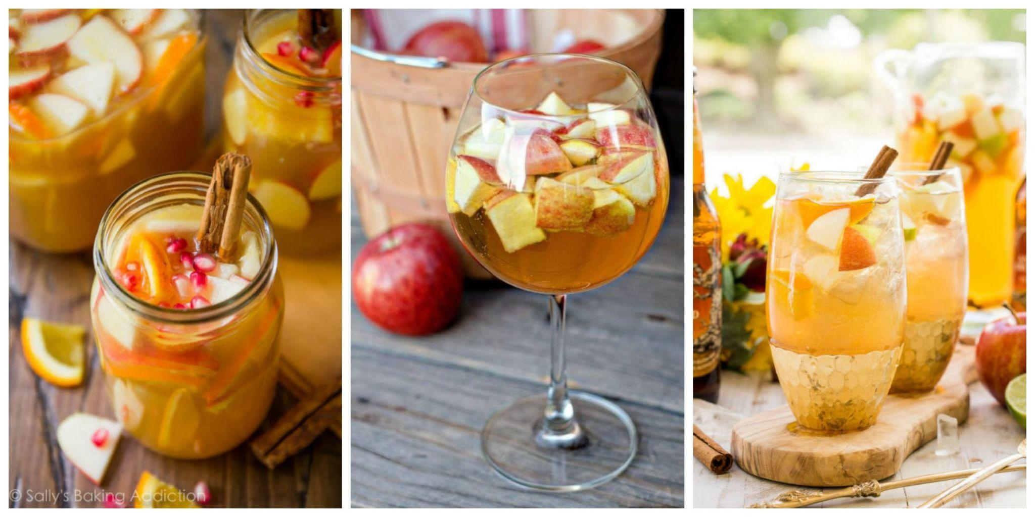 20 of the most delicious fall sangria recipes for The most delicious recipes